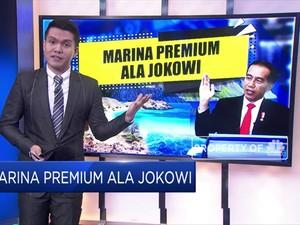 Marina Premium Ala Jokowi