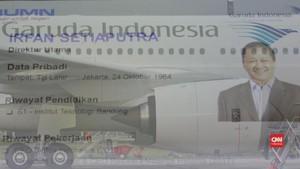 VIDEO: Jajaran Bos Baru Garuda Indonesia