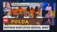 VIDEO: Hentikan Eksploitasi Seksual Anak