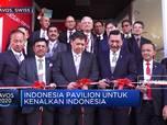 Indonesia Pavilion, Rumah Untuk Perkenalkan RI di WEF Davos