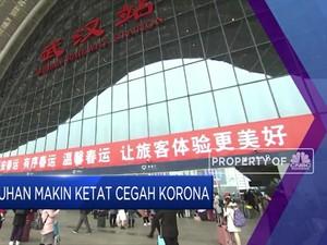Wuhan Ketat Cegah Penyebaran Virus Korona