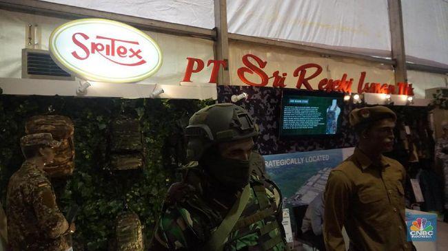 SRIL Tak Bayar Bunga MTN, BEI Hentikan Perdagangan Saham Sritex