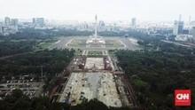 Soal Tebang 190 Pohon Monas, DPRD DKI Ingatkan Ancaman Pidana