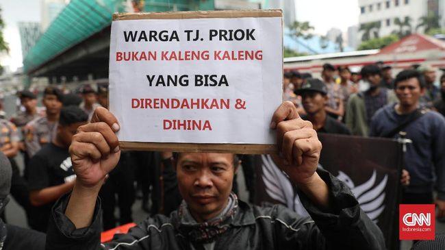 Maafkan Yasonna, Warga Priok Tak Bisa Jamin Tak Ada Demo Lagi