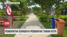 VIDEO: Pemerintah Surabaya Perbanyak Taman Kota
