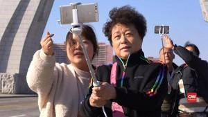 VIDEO: Antisipasi Virus Mematikan, Korut Larang Turis Datang