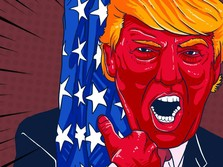Donald Trump Tutup Peluang Negosiasi dengan Iran