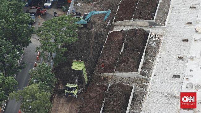 Revitalisasi Monas, DPR Minta Anies-Pratikno Tak Bikin Gaduh
