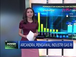 Arcandra Tahar Pengawal Industri Gas Indonesia