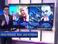AS-Iran Perang, Irak Jadi Korban