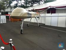 Drone Tempur Buatan RI Bakal Jadi 'CCTV' Terbang