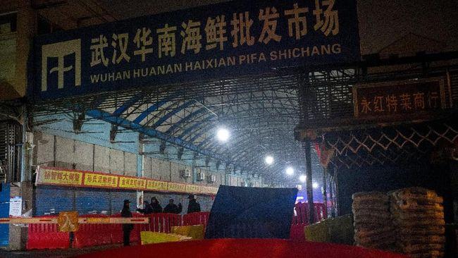 Bayang Gelap Pasar Wuhan Antara Hewan Liar Dan Virus Corona