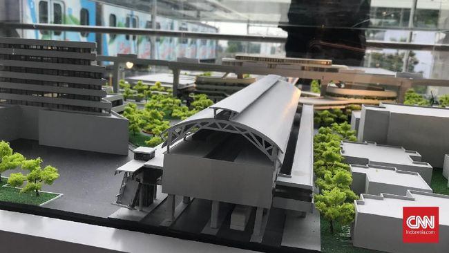 Integrasi Halte Transjakarta-Stasiun MRT ASEAN Dibangun