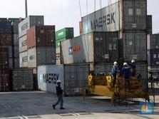 Ekspor-Impor Diramal Nyungsep Lagi, RI Kian Dekati Resesi...?