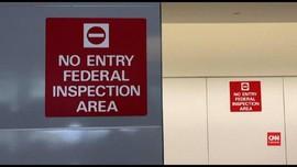VIDEO: Terinfeksi Virus Corona, Bandara AS Perketat Keamanan