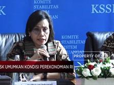 Sri Mulyani: Kondisi SSK Triwulan IV-2019 Tetap Terkendali
