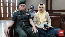 Kivlan Berseragam Purnawirawan di Sidang: Ini karena Wiranto