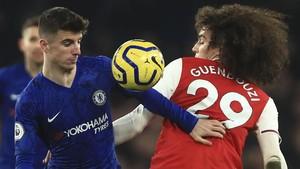 FOTO: Ditahan Arsenal, Chelsea Kehilangan Poin Kandang Lagi