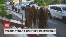 VIDEO: Komisi II DPR Soal Status Tenaga Honorer Dihapuskan