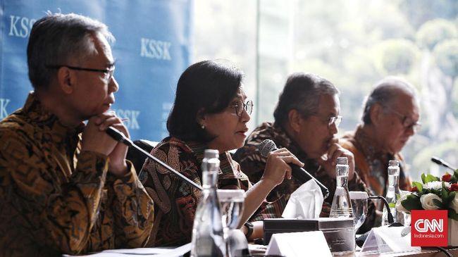 Sri Mulyani Sebut Kasus Jiwasraya Tak Berdampak Sistemik