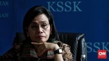 Sri Mulyani Serahkan Draft Omnibus Law Pajak ke DPR Sore Ini