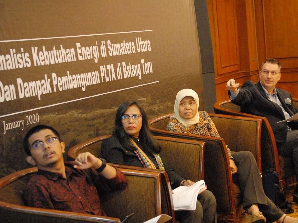 Analisis Pembangunan PLTA Batang Toru