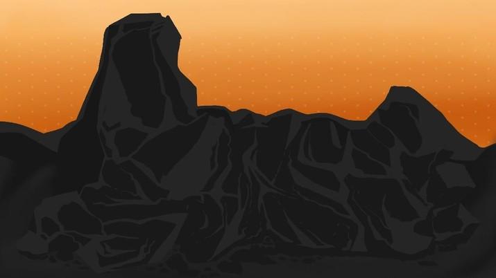 INFOGRAFIS, Cadangan Batu Bara Ri Capai 37 Milar Ton