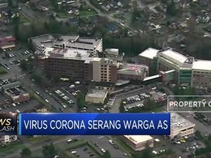 Oh No! Wabah Virus Corona Sudah Serang Warga AS