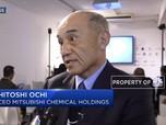 Mitsubishi Chemical Siap Tambah Investasi di RI USD 150 Juta