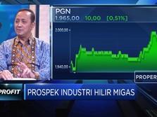 Langkah BPH Migas Dukung Program Gas Industri Murah Jokowi