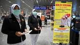 Selain China, virus corona juga telah menyebar hingga Taiwan dan Amerika Serikat. (Photo by MOHD RASFAN / AFP)