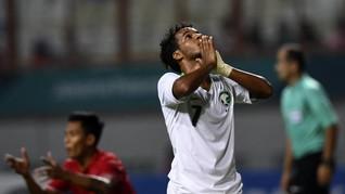 Arab Saudi ke Final Piala Asia U-23 Usai Kalahkan Uzbekistan