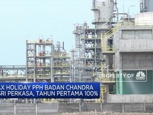 Chandra Asri Dapat Tax Holiday