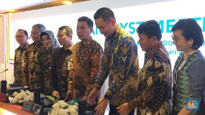 PT Bank Negara Indonesia Tbk (BBNI) mempertimbangkan untuk membuka cabang baru di luar negeri.
