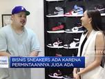 Raih Peluang Bisnis Gaya dari Sneakers