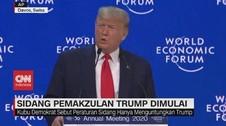 VIDEO: Sidang Pemakzulan Donald Trump Dimulai