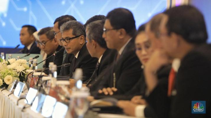 PT Bank Rakyat Indonesia Tbk (BBRI) mencatat Fee Based Income (FBI) atau pendapatan non-bunga hingga Desember 2019 mencapai Rp 14,29 triliun,