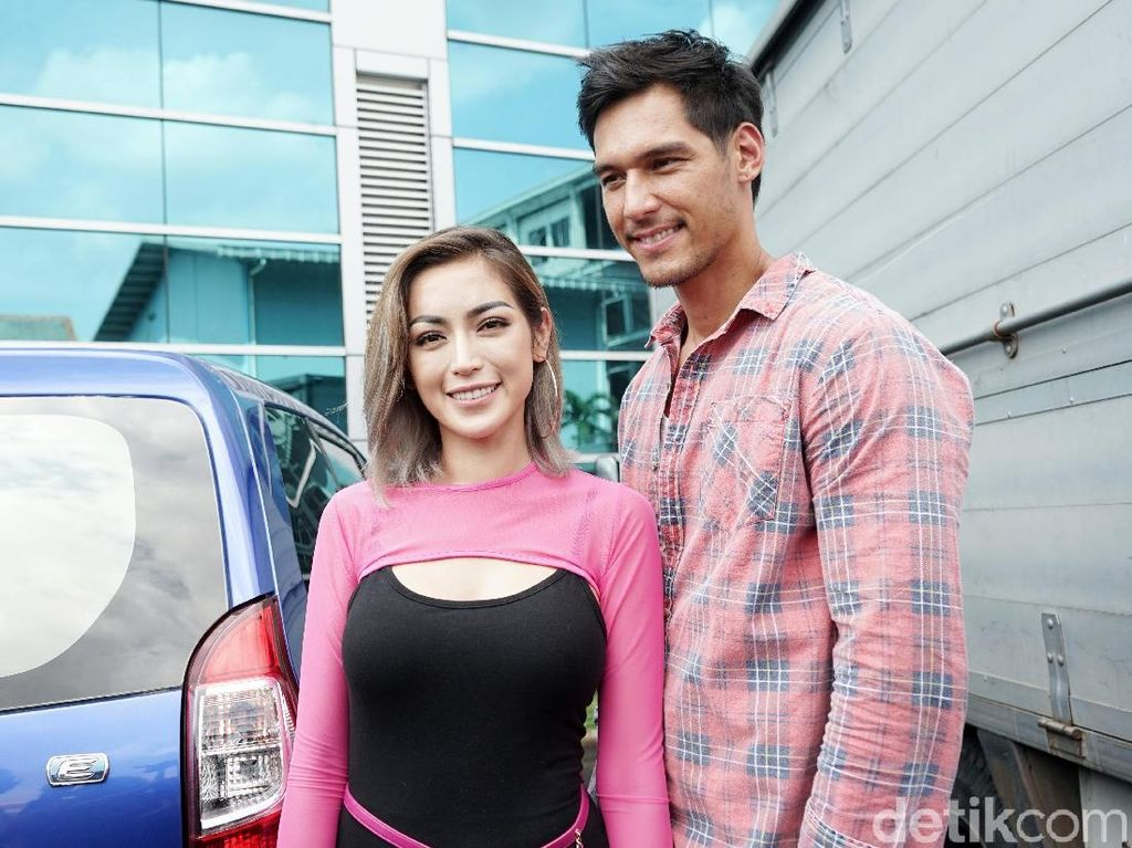 Jelang Nikah, Jessica Iskandar-Richard Kyle Makin Lengket