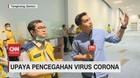 VIDEO: Upaya Pencegahan Virus Corona di Bandara Soetta
