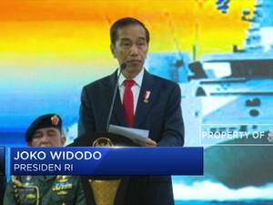 Jokowi Perintahkan TNI-Polri Serius Jaga Kedaulatan NKRI