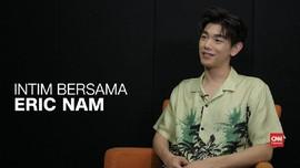 VIDEO: Intim Eric Nam, dari Main Jari ke Penyelamatan Bumi