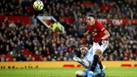 Hasil Liga Inggris: MU Dipecundangi Burnley di Old Trafford