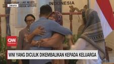 VIDEO: WNI Yang Diculik Dikembalikan Kepada Keluarga