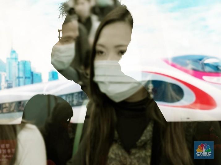 Virus Corona yang merebak di Wuhan, China dapat buat ekonomi sengsara kalau terus menyebar luas