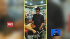 VIDEO: Transformasi Aria Permana, Dulu Obesitas Kini Ramping