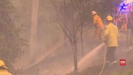 VIDEO: Tujuh Titik Api Muncul di Sydney