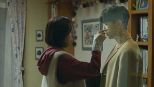 Cinta Manusia dan Kecerdasan Buatan di Trailer My Holo Love