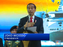 Anggaran Menhan Prabowo Terbesar, Jokowi: Saya Merasa Aman