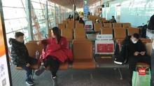 VIDEO: Transportasi Ditutup, Jumlah Warga ke Wuhan Berkurang
