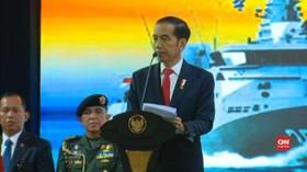 VIDEO: Kala Presiden Jokowi Bela Prabowo Subianto Menterinya